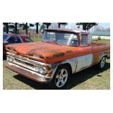 1960 Chevrolet  Apache Ratrod Custom