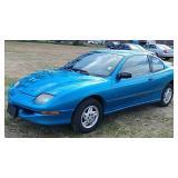 1998 Pontiac Sunfire V