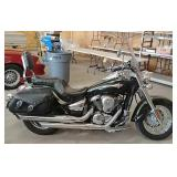 2015 Kawasaki 900 Motorcycle