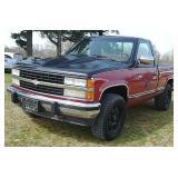 1990 Chevrolet 1500 4x4