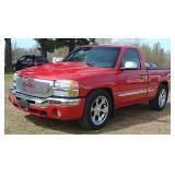 2003 GMC 1500 SLE
