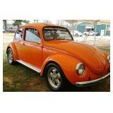 1972 VW Custom Beetle Coupe