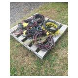 MISC TRUCK BATTERY CABLES