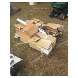 LOT OF MISC TRUCK PARTS