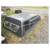 8FT CHEVROLET TRUCK BED CAP