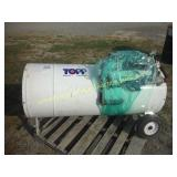 TOPP PORTABLE AIR SAFE-HEAT INDUSTRIAL HEATER