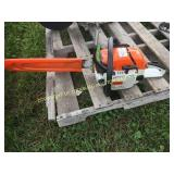 "STIHL 028AV SUPRA WOODBOSS CHAINSAW W/ 20"" BAR"