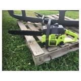 "PULAN 2150 CHAINSAW W/ 16"" BAR"