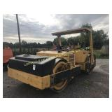1998 NORTRAX HYPAC C778B ARTICULATED VIBRATORY ROL