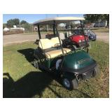 2013 CLUB CAR ELECTRIC GOLF CART