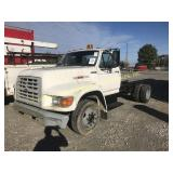 1997 FORD F-SERIES LO-PRO CAB & CHASSIS