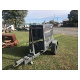 COMMANDER 400 LINCOLN TOWABLE WELDER/GENERATOR