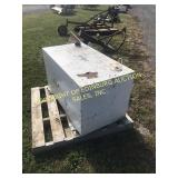 80 GAL SQUARE STEEL FUEL TANK