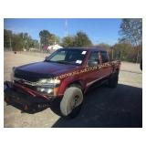 2008 Chevrolet Colorado 4X4