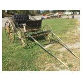 1892-1910 BUCKEYE BUGGY CO ANTIQUE DOCTOR