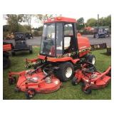 JACOBSEN ENCLOSED CAB HR-5111 4WD 11