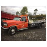 1992 FORD F-450 SUPER DUTY W/ 18