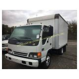 2001 GMC W3500 CABOVER W/ 12