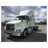 2003 INTERNATIONAL 9400i EAGLE ROAD TRACTOR T/A W/