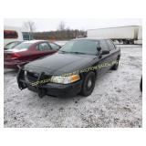 2008 Ford Crown Victoria 2WD