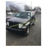 2009 Jeep Liberty 4X4