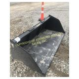 """NEW 78"""" LARGE CAPACITY SNOW/MATERIAL BUCKET"""