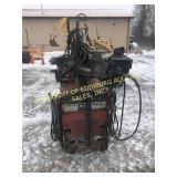 LINCOLN ARC WELDER MODEL R3S-325 S/N394692