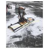 7.5 FT POLY MYERS SNOW PLOW BLADE