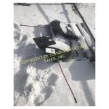 (2) SNOW PLOW WINGS