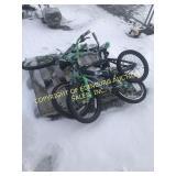 (3) KIDS BICYCLES