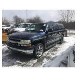 2003 Chevrolet Suburban 4X4
