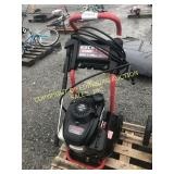 EXCELL 2500 PSI VR2522 2.2 GPM PRESSURE WASHER