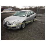 2009 Ford Fusion 2WD