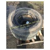 PAIR OF GOODYEAR G661 HSA TIRES