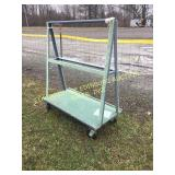 """""""A"""" FRAME ROLLING CART"""