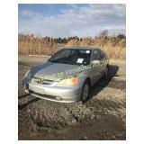 2001 Honda Civic 2WD