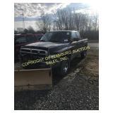 1997 Dodge Ram Pickup 1500 W/ MEYERS 7 1/2 STRAIGH
