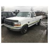 1993 Ford F-150 2WD