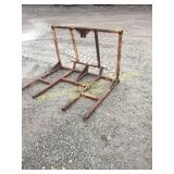 METAL 3PT HITCH CARRY-ALL