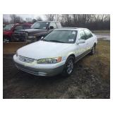 1999 Toyota Camry 2WD