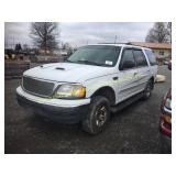 2000 Ford Expedition 4X4