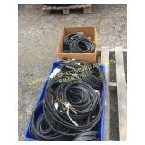 (2) BOXES OF NEW MISC. BELTS