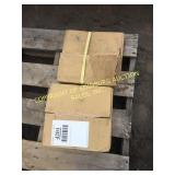 (2) BOXES OF NEW ROOFING SCREWS