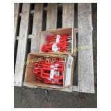 (2) BOXES OF NEW RED HOOKS