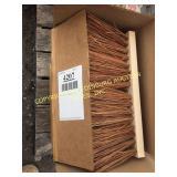 (6) NEW BROOM BRUSHES IN BOX
