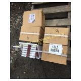 (4) BOXES OF 23GUAGE FINISH NAILS