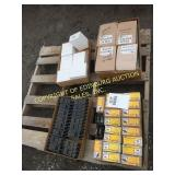 PALLET OF NEW MISC ELECTRICAL UNITS/PARTS
