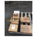 (7) BOXES OF NEW STAPLE GUN STAPLES