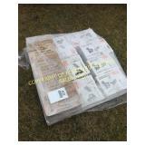 (7) BOXES OF NEW NAIL GUN NAILS