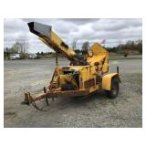 WOODCHUCK WC-126 DRUM CHIPPER